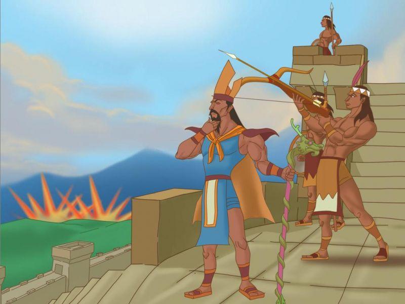Phân Tích Nhân Vật An Dương Vương Trong Truyện An Dương Vương Và Mị Châu  Trọng Thủy | Lessonopoly