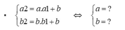 Phương trình chính tắc của đường thẳng