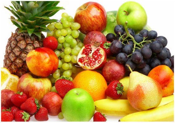 Glucozơ có nhiều trong trái cây