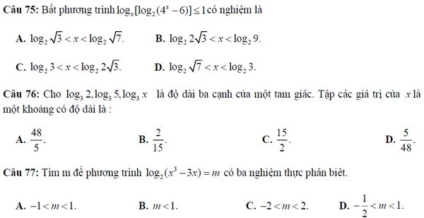 cong thuc logarit 16